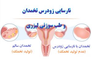 علل و درمان نارسایی زودرس تخمدان در طب سنتی